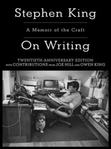 Stephen King's book On Writing