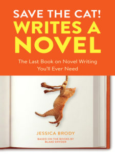 Many NaNoWriMo writers swear by Jessica Brody's book Save the Cat! Writes a Novel