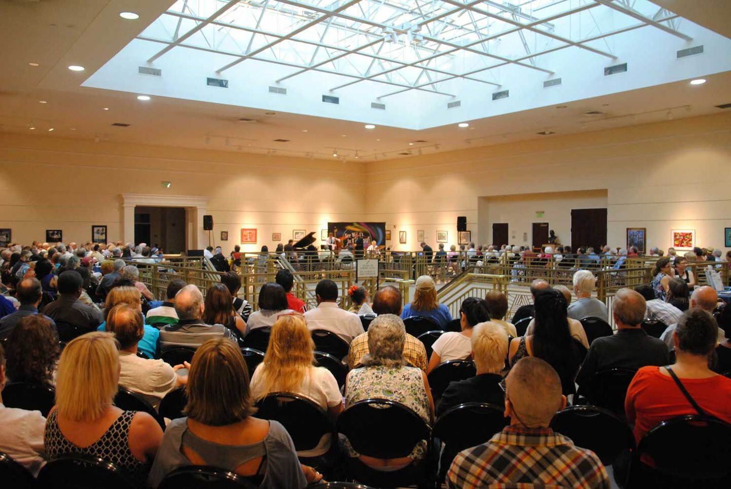 Fort Worth Public Library Foundation 3rd Thursday Jazz