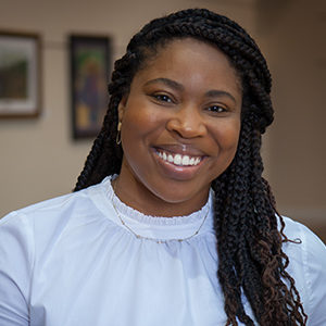Tomaneka Smith - Operations Coordinator, Fort Worth Public Library Foundation
